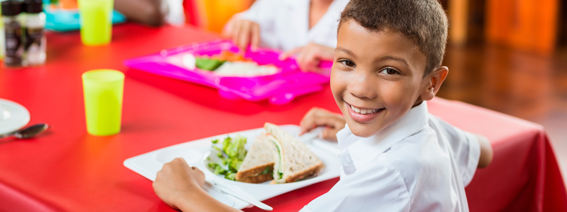 Aprende sobre alimentación saludable para niños