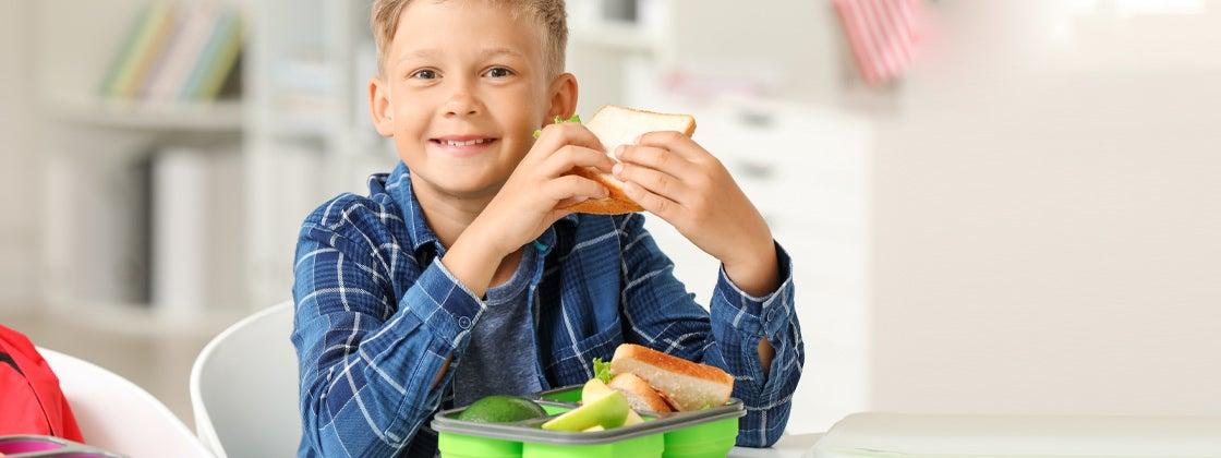 Conoce algunos alimentos saludables para niños