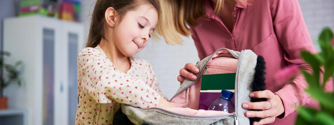 Enséñales a tus hijos a comer saludable