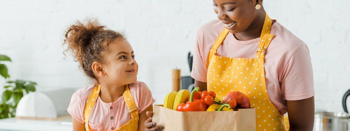 Aprende sobre los alimentos nutritivos