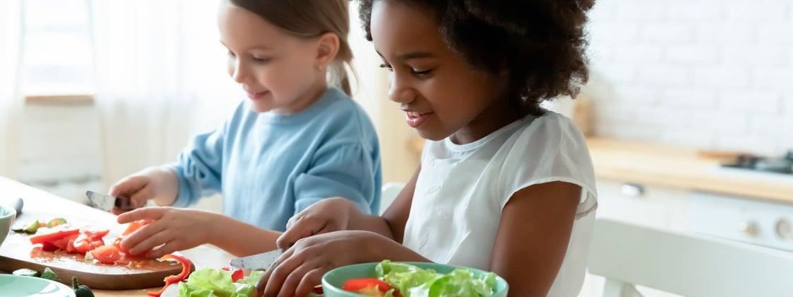 Aprende sobre nutrición en niños